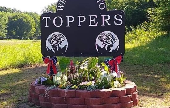 Residential Lot in Toppers, OK